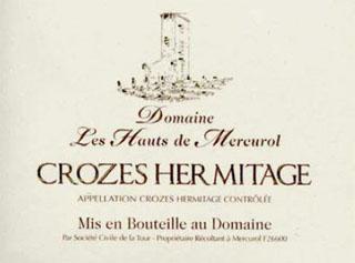 Domaine Les Hauts de Mercurol