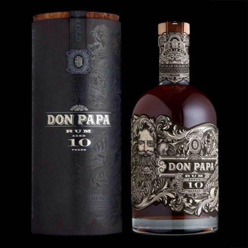 Don Papa rum 10 ans
