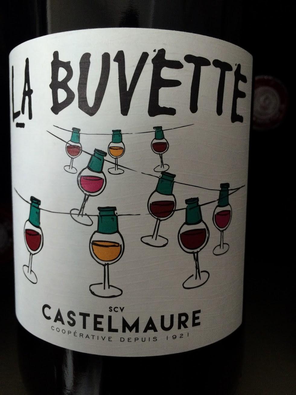 La Buvette - Rouge - 2014