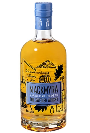The Swedish Whisky Mackmyra