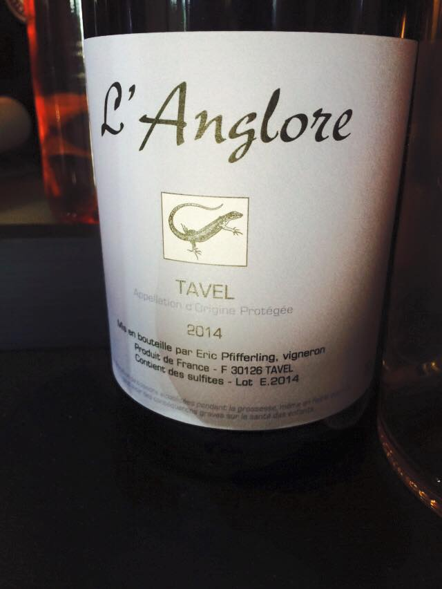 Domaine L'Anglore – Tavel