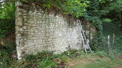 murs de la Fabrique