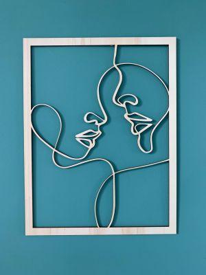 tableau design couple duo