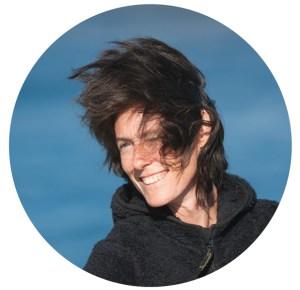 Laurence, co-fondatrice et rédactrice en chef de La Fabrique Verticale