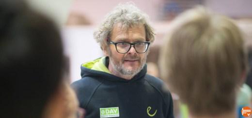 Udo neumann entraîneur coach de l'équipe de bloc d'Allemagne