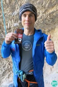 Neil Gresham climber