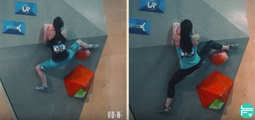 udini compared climbers