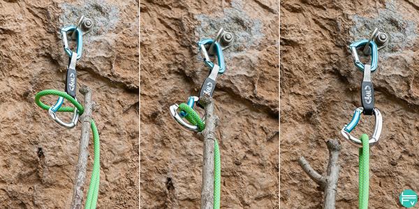 corde-sécurité-prémousquetonnage-beal-dégaine
