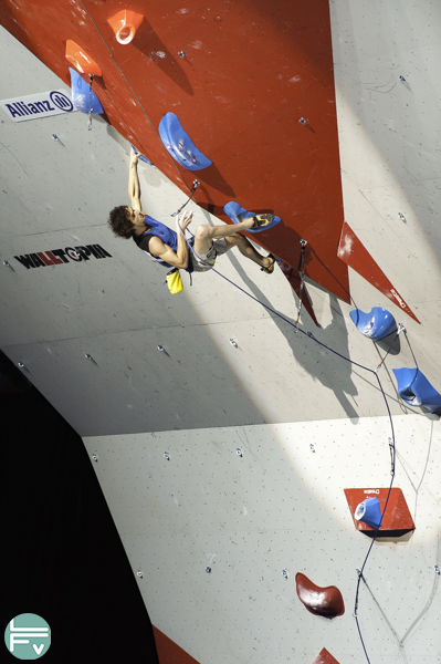 adam ondra-finale-ifsc-championnat du monde - 2016