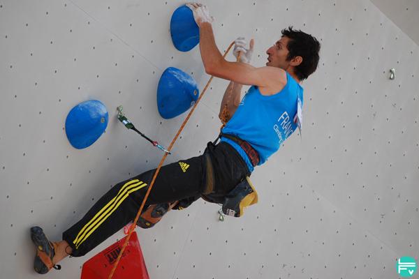 Romain Desgranges-bercy-championnats-monde-escalade
