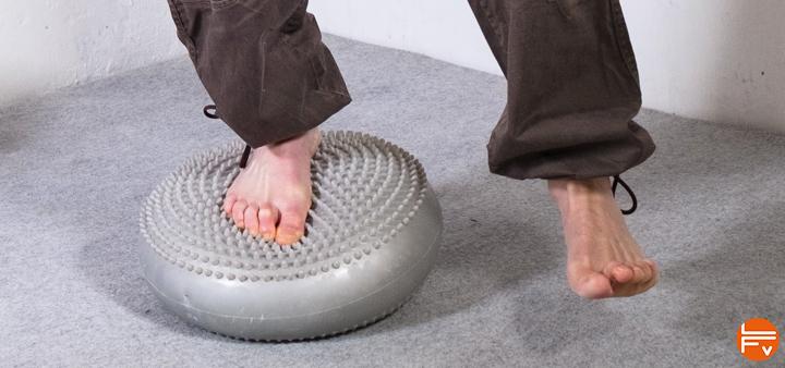 balance disc-entorse-cheville