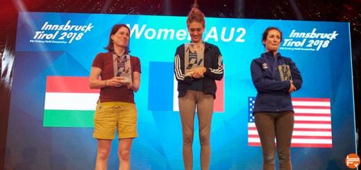 solenne-piret-victoire-podium-innsbruck-championnats-monde-paraclimbing-handisport