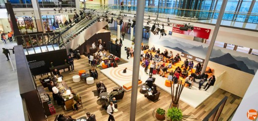 hall entree salon ISPO Munich 2019