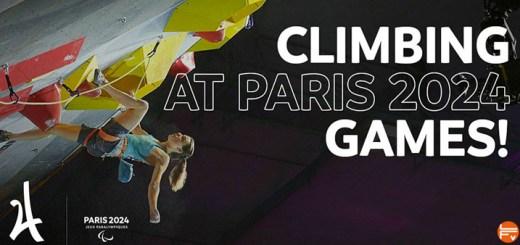 sport climbing olympics paris 2024