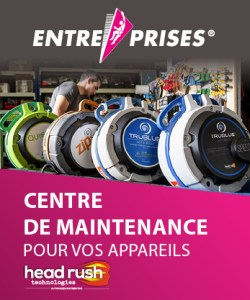centre de maintenance entre prises