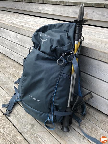 Sac Osprey Skarab 30 portage
