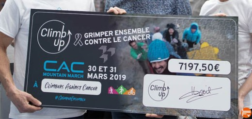 cac-climb up lutte contre le cancer