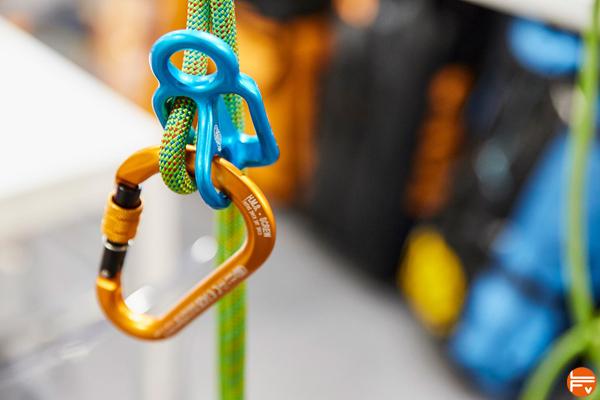 Outdoor by ISPO_ 2019 - climbing gear brands trade fair