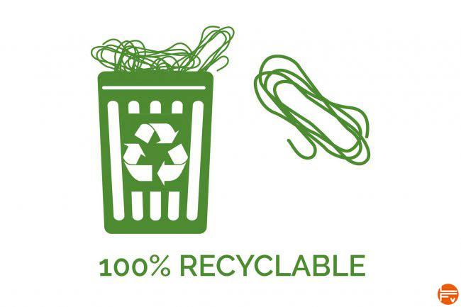 Poubelle-recyclable corde escalade recyclage des cordes beal