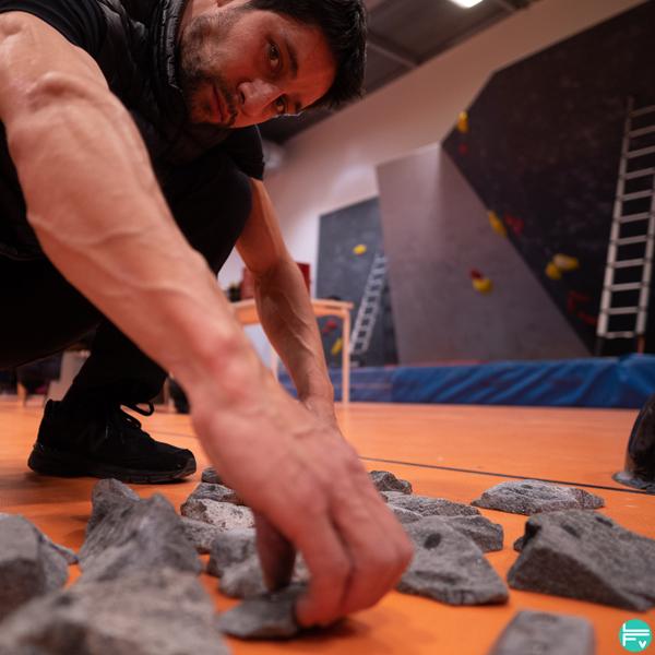 Yann Ouverture bleaujob escalade