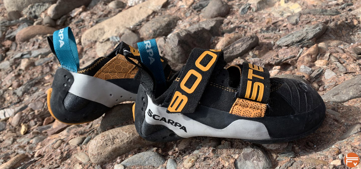 chaussons booster scarpa