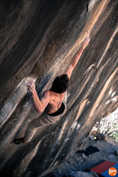 lock off climbing bouldering isometric