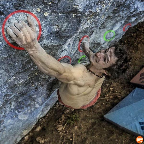 adam ondra climbing areas covid-19
