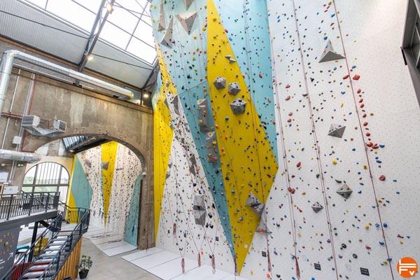 salle escalade climb up brest