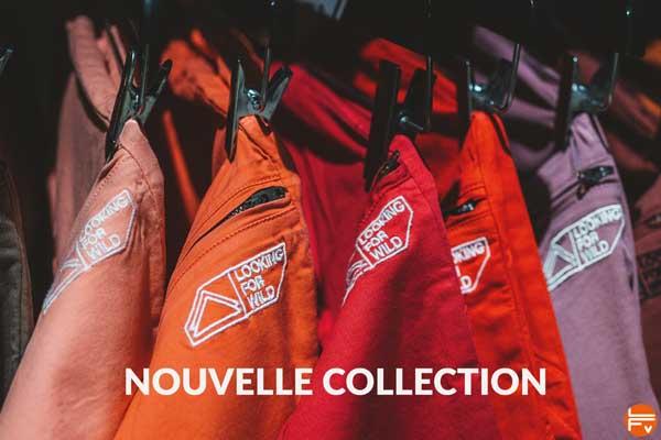 fabrique verticale_Nouvelle collection pantalon escalade looking for wild
