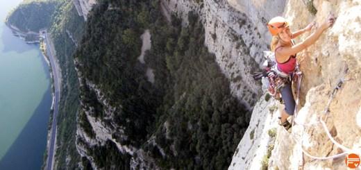grandes voies escalade check list la fabrique verticale