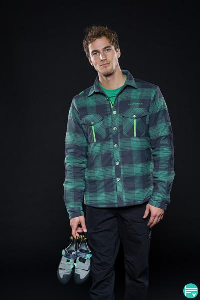 la sportiva nebula shirt chemise matos escalade