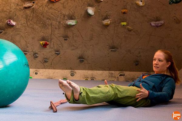 prepa physique escalade renforcement grimper