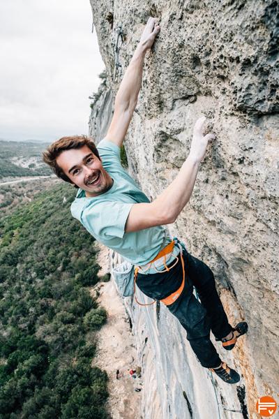 hugo parmentier escalade grimpeur 9b