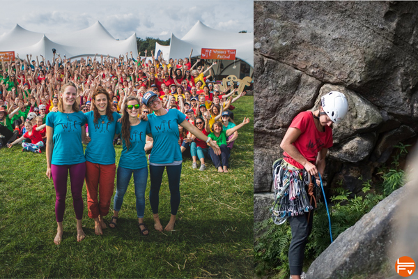 rab-trad womens festival over the edge