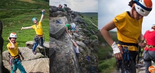 over the edge rab trad womens festival