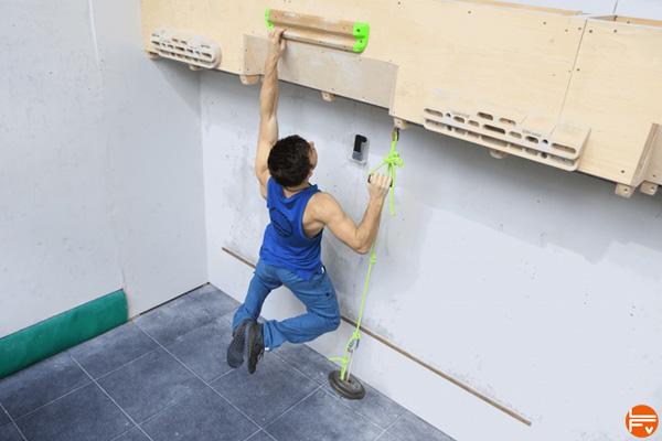 strength training climbing