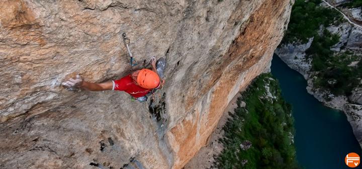 climbing on-sight on sight