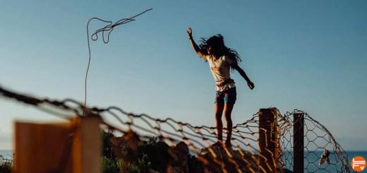 hura Wafaa Amer climbing film la sportiva