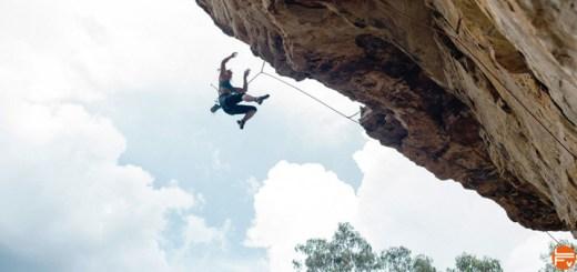 climbing fall fear