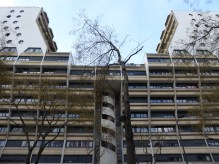 Vue de l'avenue (M. S. van Treeck)