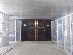 Entre les piliers, le presbytère (Architecture Studio)