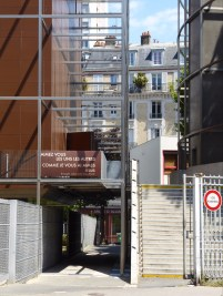 Traversant et urbanité (Architecture Studio)