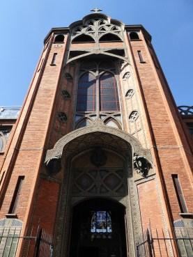Le clocher-porche (Anatole de Baudot)