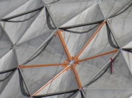 Rustines d'étanchéité (P. Dufau & R. Buckminster Fuller)