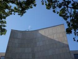 Courbure de gaine d'escalier (Le Corbusier)