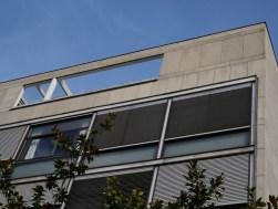 Une baie en toiture (Le Corbusier)