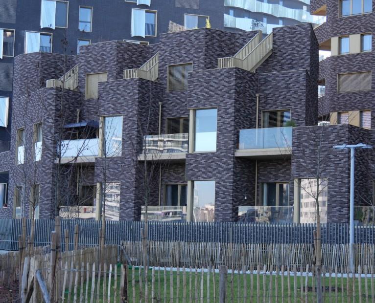Maisons de ville (FRESH et ITAR)