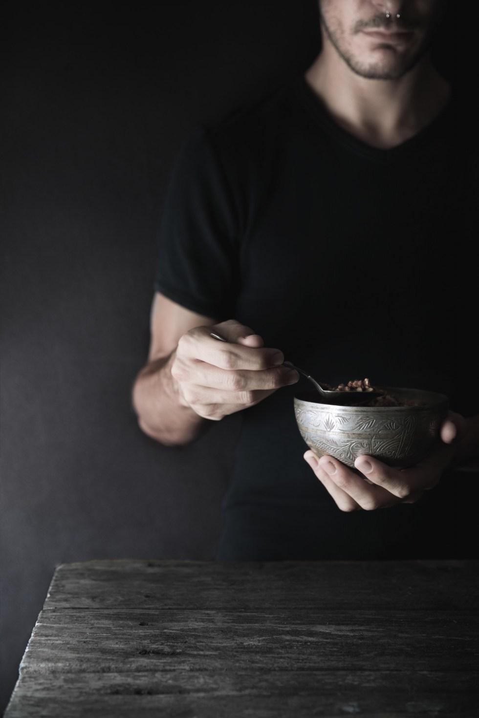 Granola maison : recette de base + deux versions {IG bas, vegan, sans gluten} | www.lafaimestproche.com