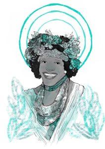 Illustrazione Marsha P. Johnson