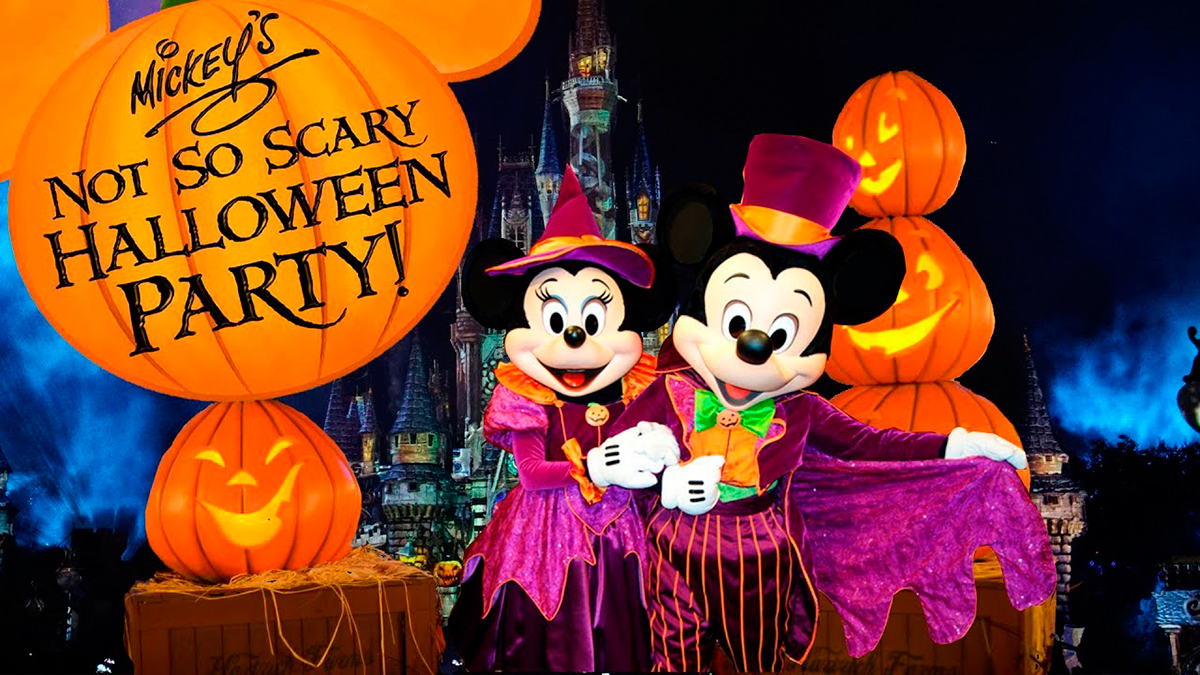 Finder is committed to editorial independence. Halloween en Disney 2021 - La Familia Magica